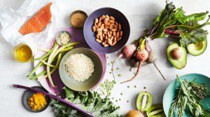 healthy food explain